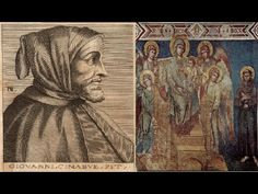 Cimabue video mostra opere realizzate dal 1268 al 1302 - YouTube
