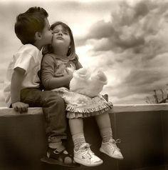 . kisses