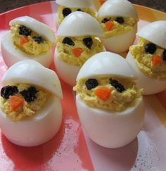 Recipe For Adorable Deviled Eggs - These take a little time for the handiwork, but the actual steps are simple. I know there are many deviled egg recipes out there, but I like mine simple.