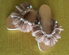 sandals - MyKreations