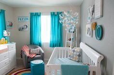 decoracion habitacion infantil azul - Cerca amb Google