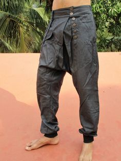 Pantalones hombres sarwel desierto original de por ibogaskin