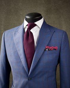 King & Bay Suit