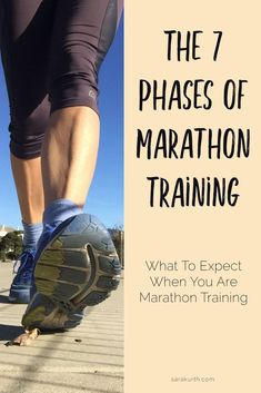 Think of marathon training as several 3-week phases, each with its own characteristics and tactics to survive and thrive in training. Click to the blog to find out what to do in each phase to make the most of your marathon training.