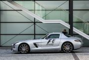 SLS GT3 Safety Car