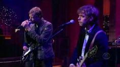 The National   Fake Empire on Letterman (2007)