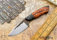 The Kajiki by one of the most amazing bladesmiths Murray Carter