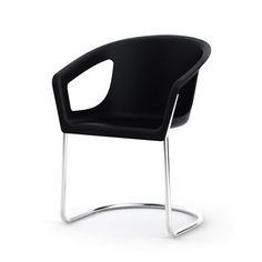Mario Mazzer Tommy Chair - Chrome Base regular price $249.00 now $201.70 life interiors