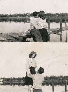 My Grandparents in Love by bekahjan on Flickr