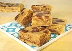 Easy Chocolate Peanut Butter Crunch Fudge | Serious Eats : Recipes