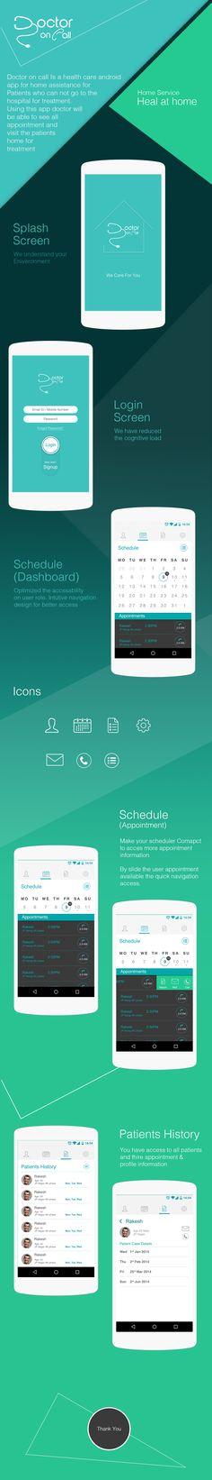 UIUX Work on Behance
