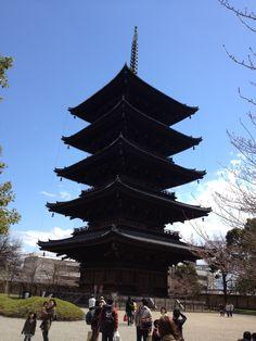 京都 東寺 2012