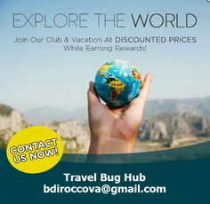 Club, Vacation, Explore, World, Travel, Wander, Beast, Campaign, Join
