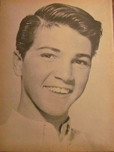 Paul Petersen, Full Page Vintage Pinup