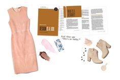 """""""Design As a Dress"""" by pineapplesandpomegranates ❤ liked on Polyvore featuring Laurence Dacade, Armitage Avenue and Sonix"""
