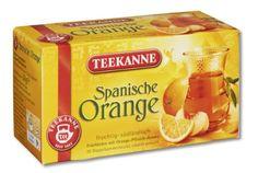3x Teekanne Spanische Orange spanish orange each box 20 tea bags >>> Visit the image link more details.