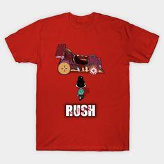 Akira Sugar Rush T-Shirt - Wreck-it Ralph T-Shirt is $13 today at TeePublic!
