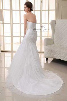 Wedding dress Amien by Atelier Ivoire