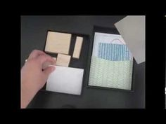 ▶ UNDEFINED Stamp Carving Kit from Stampin' Up! - YouTube/ Allison Okamitsu