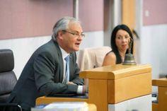 Landtag nimmt Rechenschaftsbericht und Rechnungsabschluss zur Kenntnis