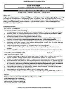 Quality Engineer Resume Quality Engineer Resume Sample  Studentcareer  Pinterest