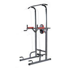 Only US$85.99, black TOMSHOO Adjustable Sturdy Steel Fitness - Tomtop.com