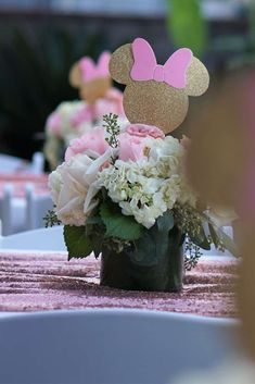 Minnie Mouse Birthday Party Ideas | Photo 2 of 10