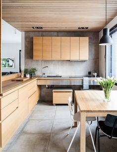 Browse Photos Of Kitchen Designs Find The Best Kitchen Design Ideas Kitchen Design Ideas Inspiration And Decor Best Kitchen Designs, Kitchen Units, Picture Design, Osaka, Cool Kitchens, Home Interior Design, Minimalism, Table, Furniture