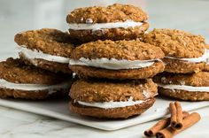 These Homemade Oatmeal Cream Pies Are What Dreams Are Made Of