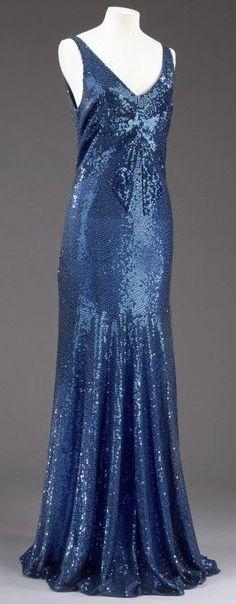 1932 Coco Chanel Dress
