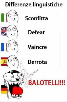 Dammit, Balotelli!!!