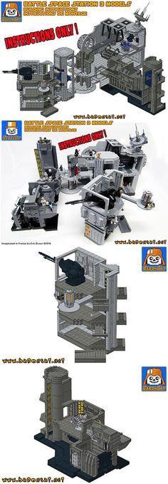 Instruction Manuals 183449 New Lego Jailbreak Joe 1786 Buy It
