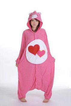Love-a-lot bear kigurumi pajama♥ 75