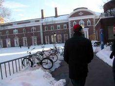 พาทัวร์ Campus Tour Harvard Business School