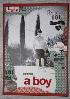 """""""About a boy - par MilnMicoton sur www.kesi-art.com"""