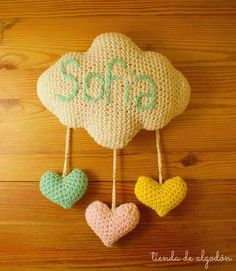 Crochet Basket Pattern, Easy Crochet Patterns, Baby Knitting Patterns, Crochet Baby Boots, Crochet Fall, Knitting Projects, Crochet Projects, Crochet Alphabet, Mobiles