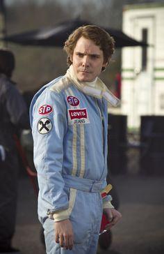 The next big thing in fashion? Daniel Brühl as Niki Lauda