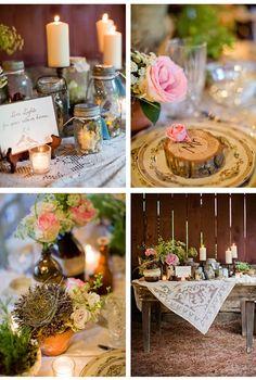 Rustic Vintage Styled Photo Shoot by Cedarwood Weddings