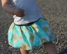 Balonová sukně (fotonávod) | Ekozahrada - Blog Petry Macháčkové / Caramilla