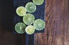 Green Lemon Slices