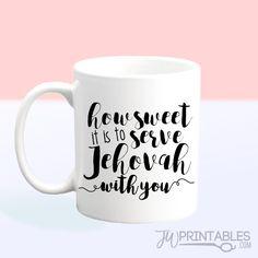 How Sweet It Is – JW Mug