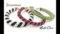 Jewelry Making Tutorials, Beading Tutorials, Handmade Bracelets, Beaded Bracelets, Necklace Set, Seed Beads, Beadwork, Bracelets, Molde