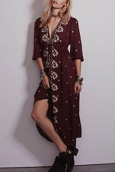 Beautiful boho dresses for college girls