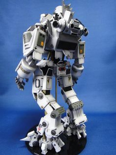 Already, An Awesome Titanfall Action Figure (From Japan!)