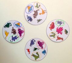 Speech Therapy Games, Educational Activities For Kids, Games For Kids, Crafts For Kids, Decorative Plates, Totalement, Blog, Impression, Delaware