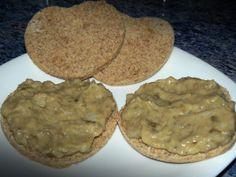 Dukan Diet, Hummus Recipe, I Foods, Eggplant, Deserts, Food And Drink, Healthy Recipes, Healthy Food, Keto