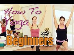 How To Yoga for Beginners. Follow Along Yoga for Beginners. HD.