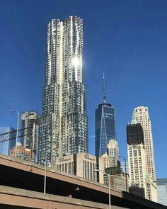 Una hermosa mañana en New York