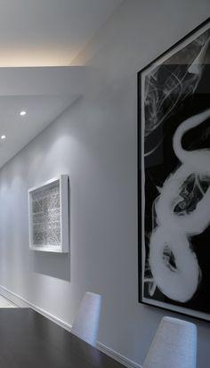 Roger Hirsch & Myriam Corti Architects | Chelsea Duplex