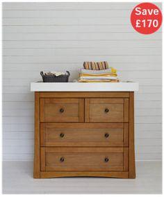 Marvelous Mothercare Harrogate Dresser   Heritage. Changing UnitNursery ...